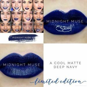 Midnight muse limited edition lipsense color